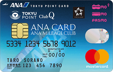 ANA Tokyu card
