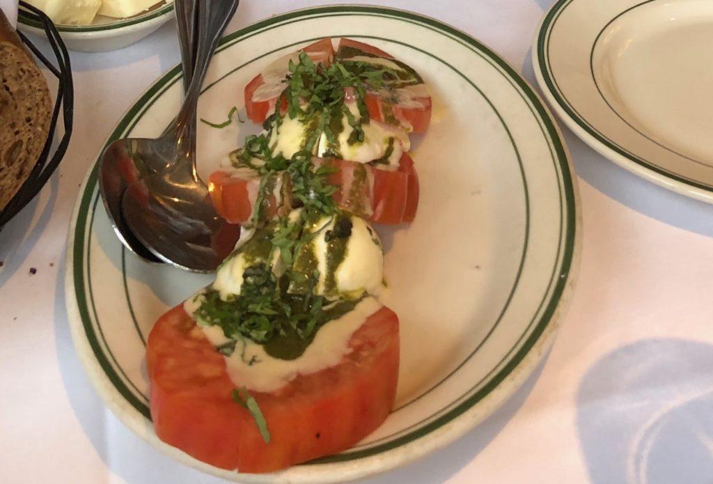モッツァレラ&トマト